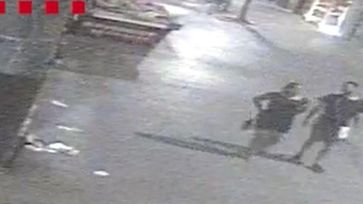 ¿Conoces a alguien de este vídeo? Los Mossos piden ayuda para aclarar un crimen en Sabadell