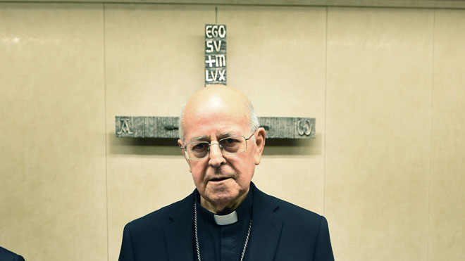 Los obispos reconocen los abusos sexuales cometidos en el seno de la Iglesia.