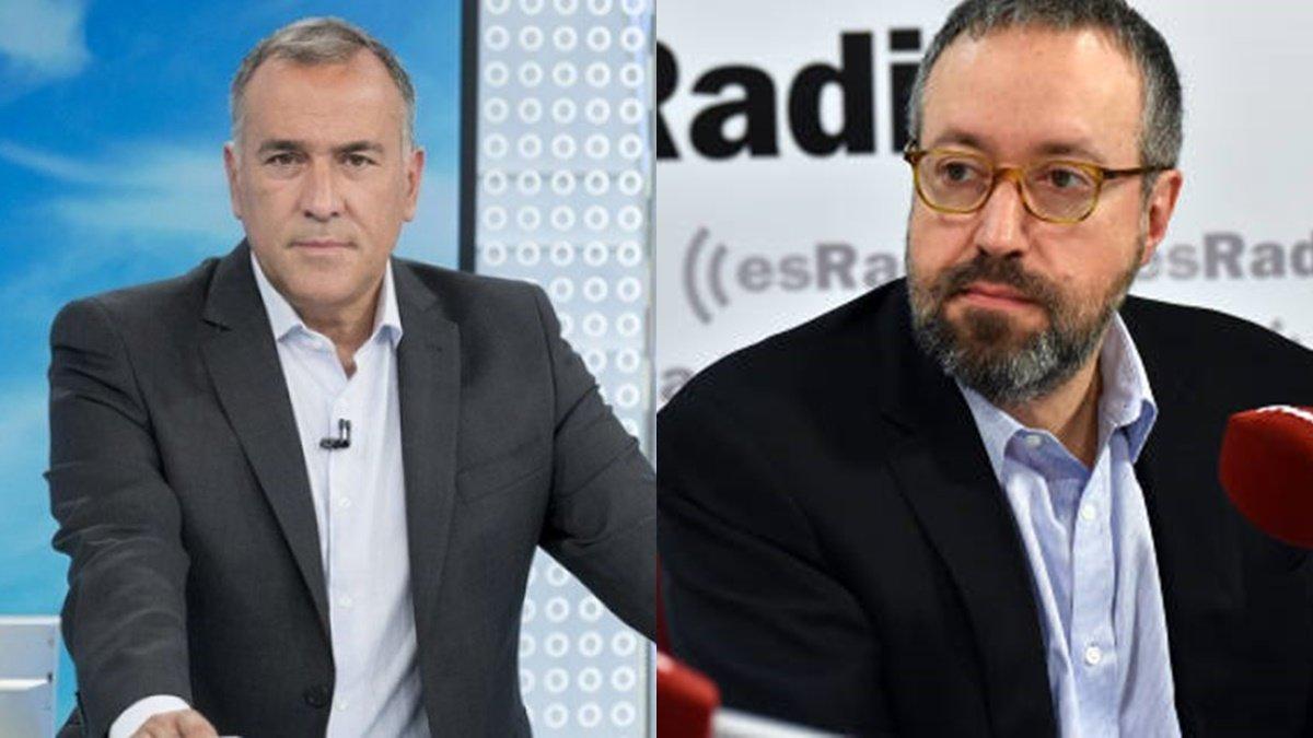 Xabier Fortes respon a una ferotge crítica de Girauta a TVE: «Dir-nos nazis sobrepassa tot el tolerable»