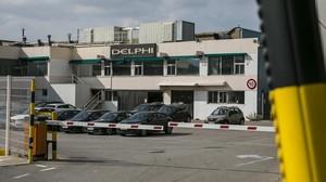La planta de Delphi en Sant Cugat, que ahora se dedicará a otras actividades.