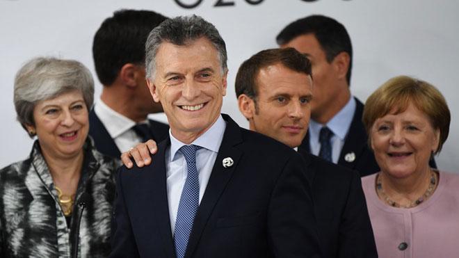 Macri: El acuerdo UE-Mercosur es el más importante de nuestra historia.