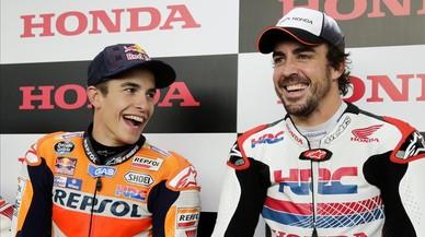 Márquez probará un F-1 después del Gran Premio de Italia de MotoGP