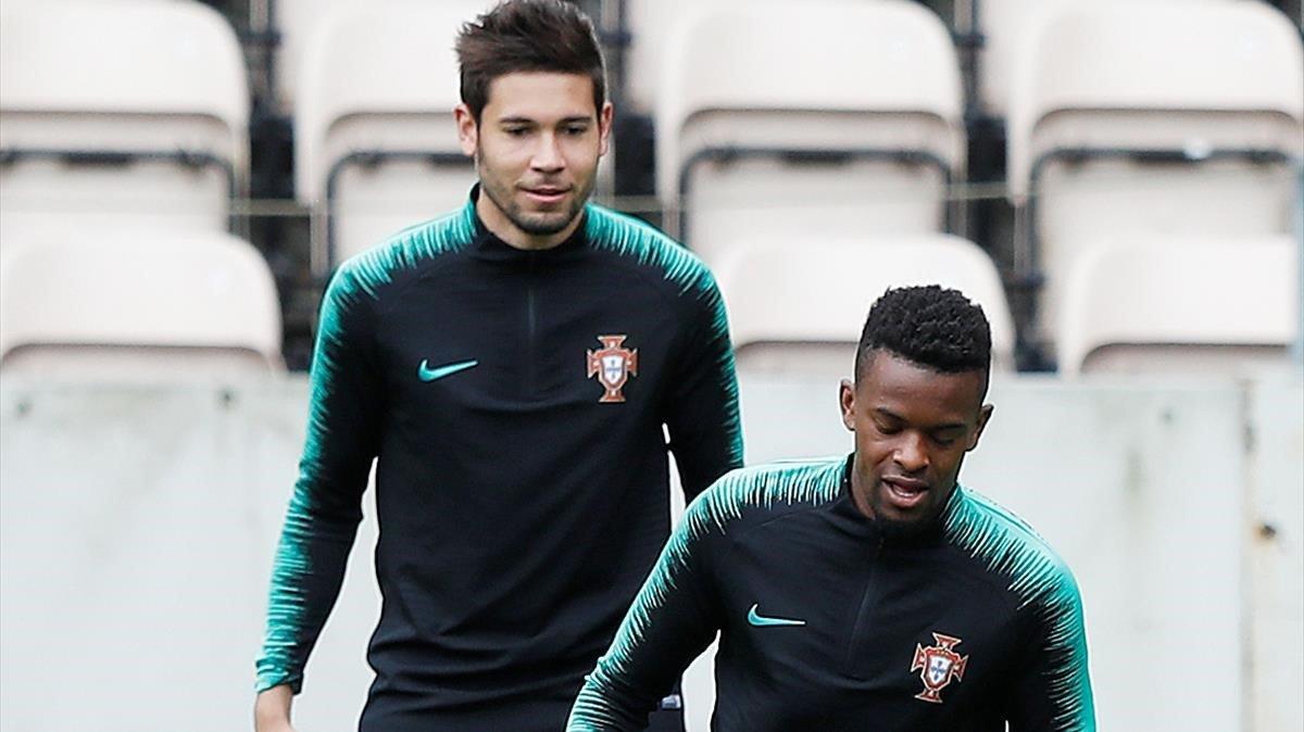 Semedo demana sortir del Barça i Simeone l'espera en l'Atlètic