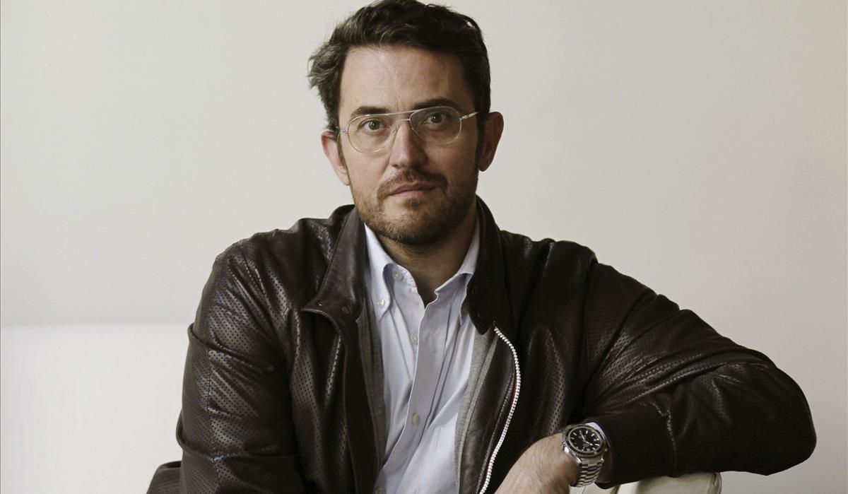 El nuevo ministro de Cultura, Màxim Huerta.