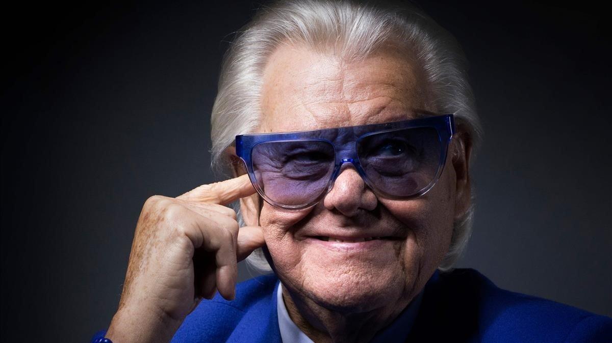 El transformista y cabaretero Michael Georges AlfredCatty, 'Michou', muerto a los 88 años.