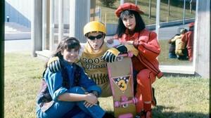 Nets, Petri y Noti, los primeros personajes del 'Club Super 3'.