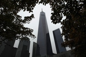 One World Trade Center fa 541 metres daltura i ha costat 3.100 milions deuros.