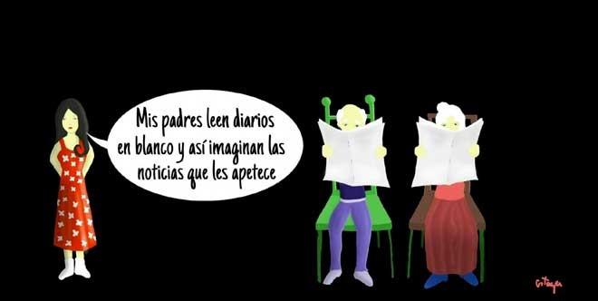 El humor gráfico de Juan Carlos Ortega del 22 de Junio del 2018