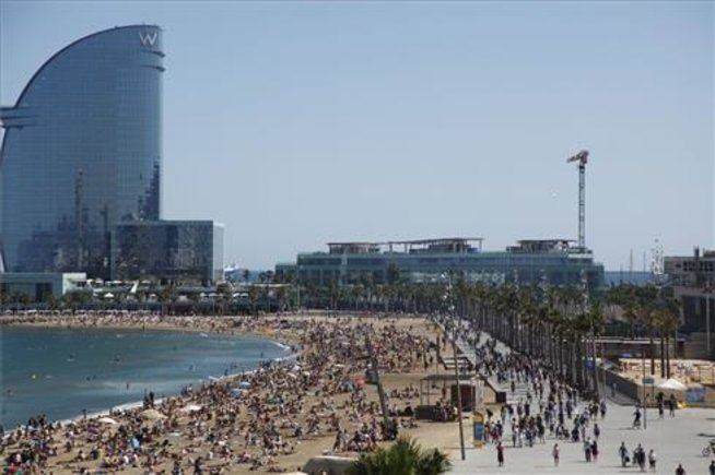 """""""Me echaron del paseo marítimo de Barcelona porque no tenía ningún tatuaje"""""""