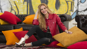 Paula Vázquez, presentadora de 'Fama a bailar'.