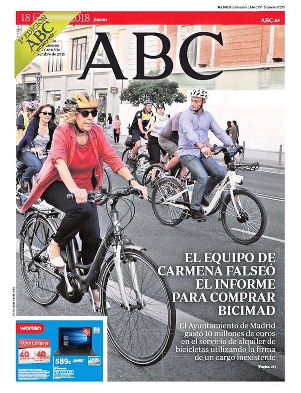 """""""Los separatistas amenazan con Puigdemont o elecciones"""" (El País)"""