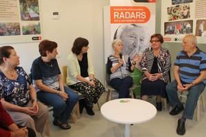 El proyecto Radars contribuye a reducir el riesgo de aislamiento y exclusión social de las personas mayores que viven solas.