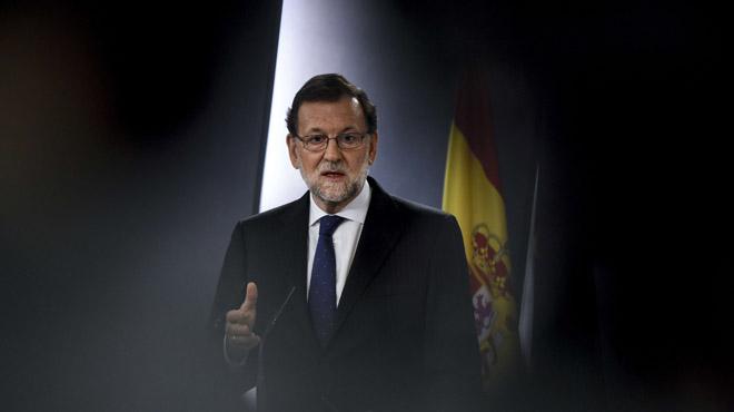 Rajoy ha concedido una rueda de prensa con preguntas.