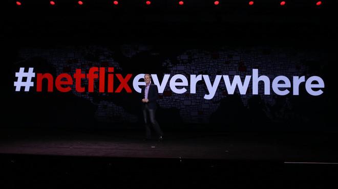 CES 2016: Netflix lleva su televisión por 'streaming' a casi todo el mundo