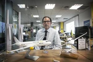 Renovador 8Javier Sánchez Prieto, presidente de Vueling.