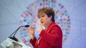 L'FMI situa Espanya com l'economia més damnificada pel coronavirus