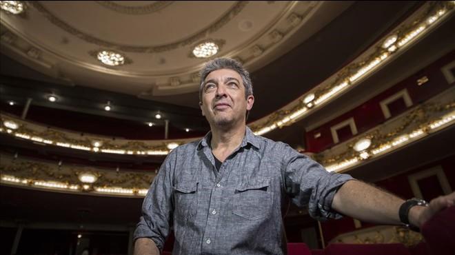 """Ricardo Darín: """"El horror envilece y se extiende de manera pavorosa"""""""