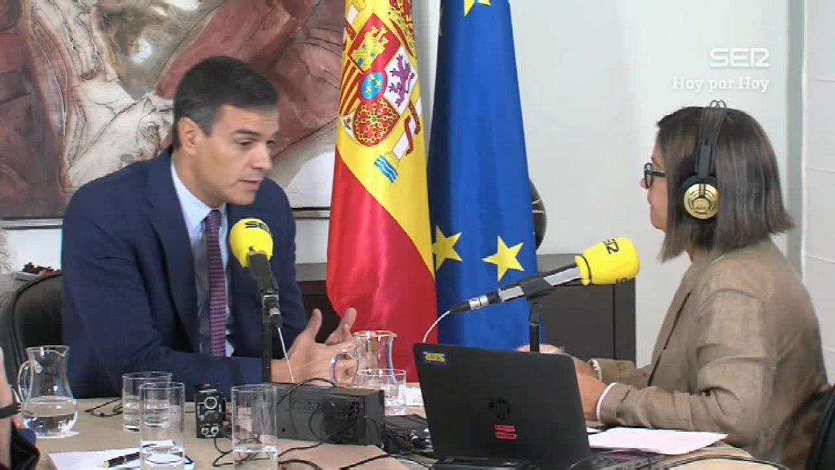 Sánchez: El 155 se puede aplicar con un gobierno en funciones.