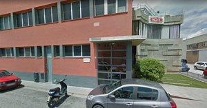 Sede de Noel Alimentaria en la calle de Antoni Gaudí, en Olot.