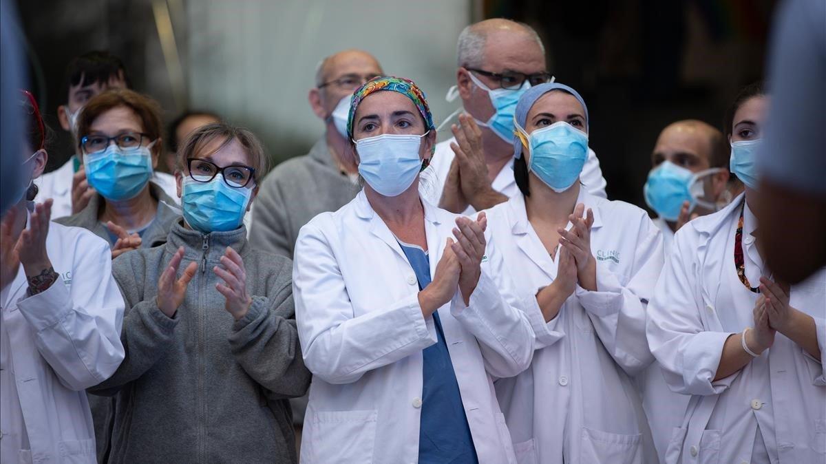 Els metges de família han atès gairebé un milió de consultes per coronavirus