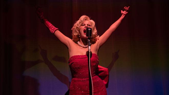 Sergi Belbel dirige el encuentro entre Hedy Lamarr y Marilyn Monroe que pudo alterar el curso de la Guerra Fría