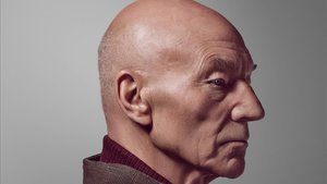 Sir Patrick Stewart, en una imagen promocional de 'Star Trek: Picard'