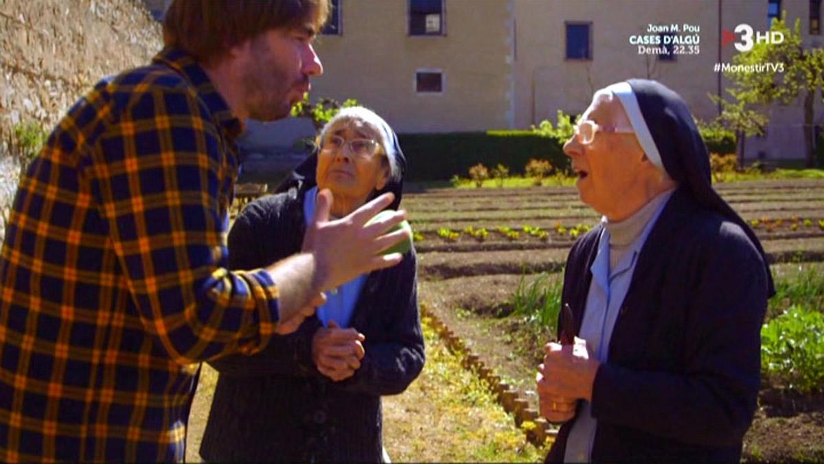 Masferrer y las benedictinas de Sant Daniel (El foraster, TV-3).