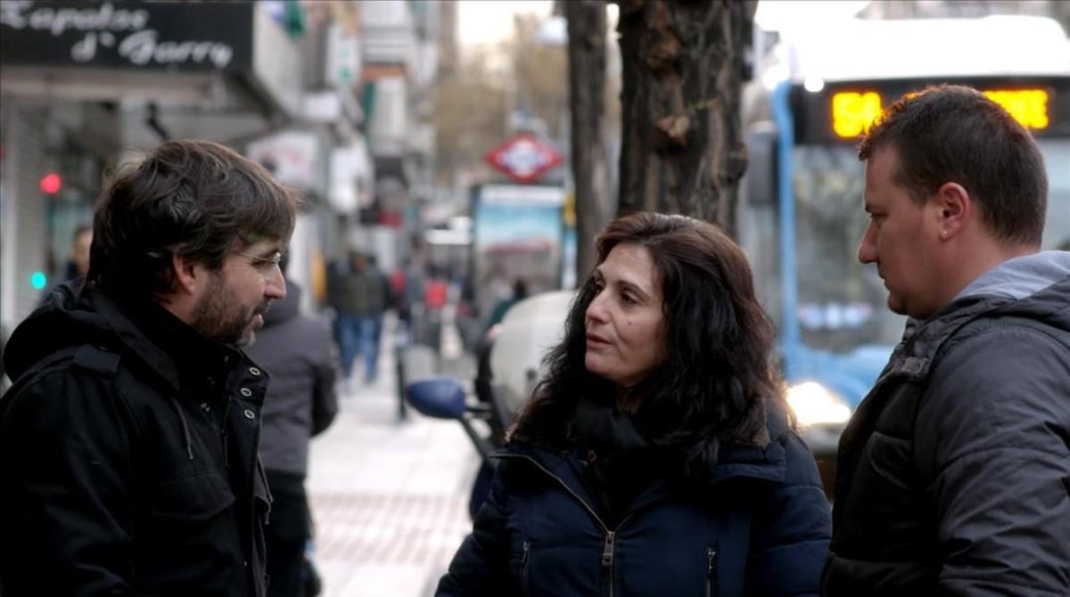Imagen del especial de 'Salvados' por su décimo aniversario, dedicado a la gente de la calle.