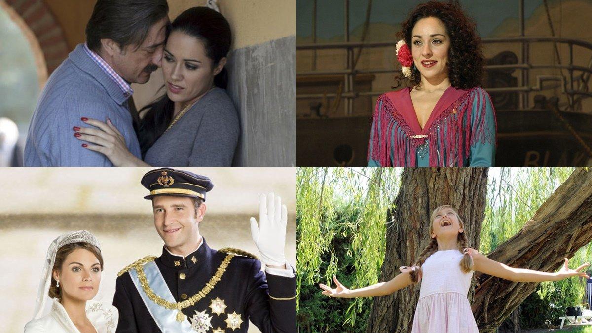 De Isabel Pantoja a Marisol: Cuando los biopics estuvieron de moda en televisión