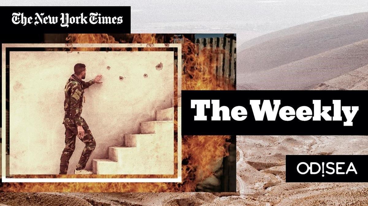 La serie de Odisea 'The Weekly'.