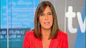 Una captura del informativo de TVE.