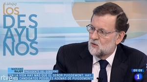 Rajoy anuncia 4.000 milions més per a les autonomies encara que no hi hagi Pressuposat
