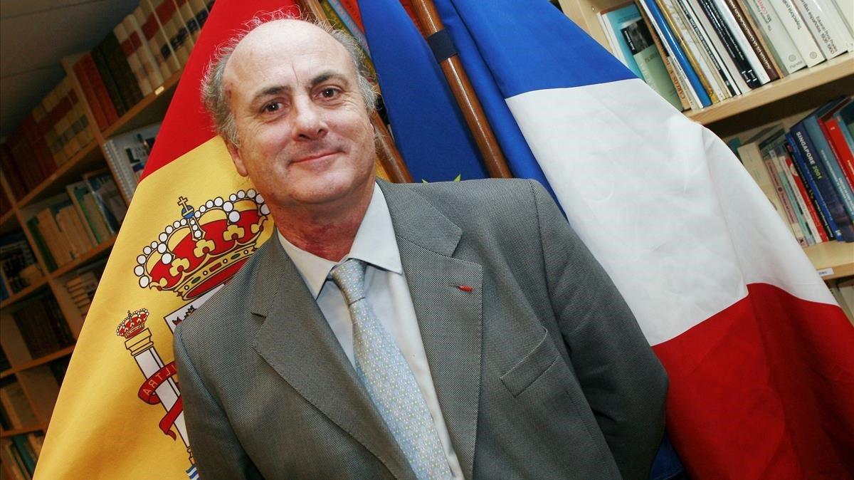 Manuel García Castellón, titular del Juzgado Central de Instrucción 6 de la Audiencia Nacional.