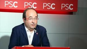 El PSC, el referèndum i Barcelona