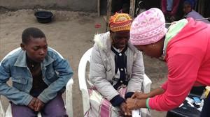 En la trinxera contra la malària