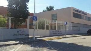 Els professors de l'IES Sant Andreu de la Barca al·leguen que el debat sobre l'1-O va sorgir dels alumnes
