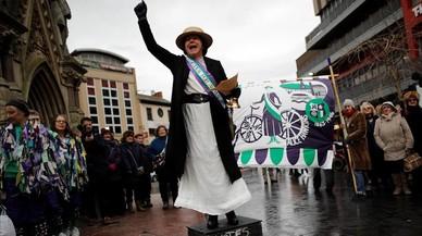 Cent anys de la victòria de les guerreres sufragistes