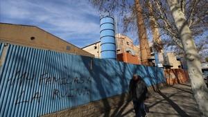 Inditex compra la planta de Schott Ibérica a Sant Adrià de Besòs