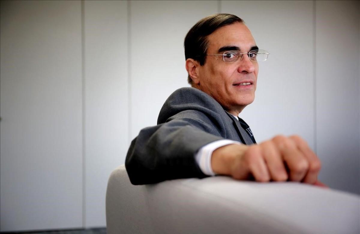 """José Luis Cordeiro: """"D'aquí 25 anys, morir serà opcional"""""""