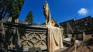 Els Indiana Jones de l'art funerari