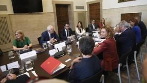 El Govern i la Generalitat intensifiquen els pactes