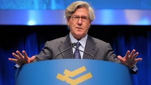John Thornton, consejero delegado de Barrick Gold
