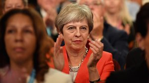 """Theresa May veu """"factible"""" un acord del 'brexit' malgrat dificultats """"tècniques"""""""