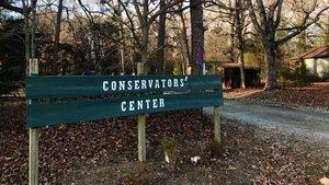 Entrada del zoo en el que se ha producido el accidente.