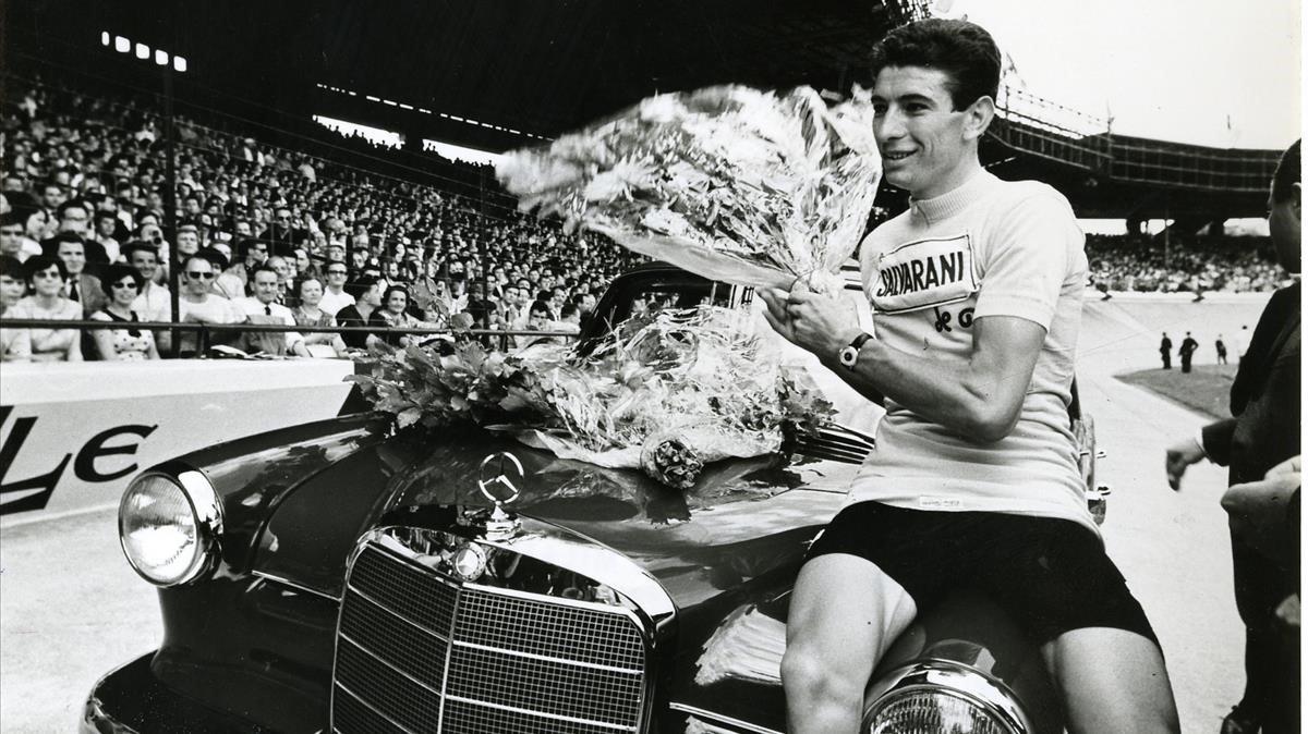 Mor Felice Gimondi, campió del Giro, el Tour i la Vuelta