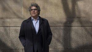 El cineasta Jordi Torrent, en Barcelona.