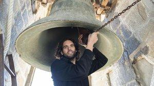 Xavier Juan: «Les campanes van ser el Whatsapp veïnal anys enrere»