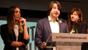 CatMón va pagar a Dalmases el viatge a Brussel·les per a la presentació de JxCat