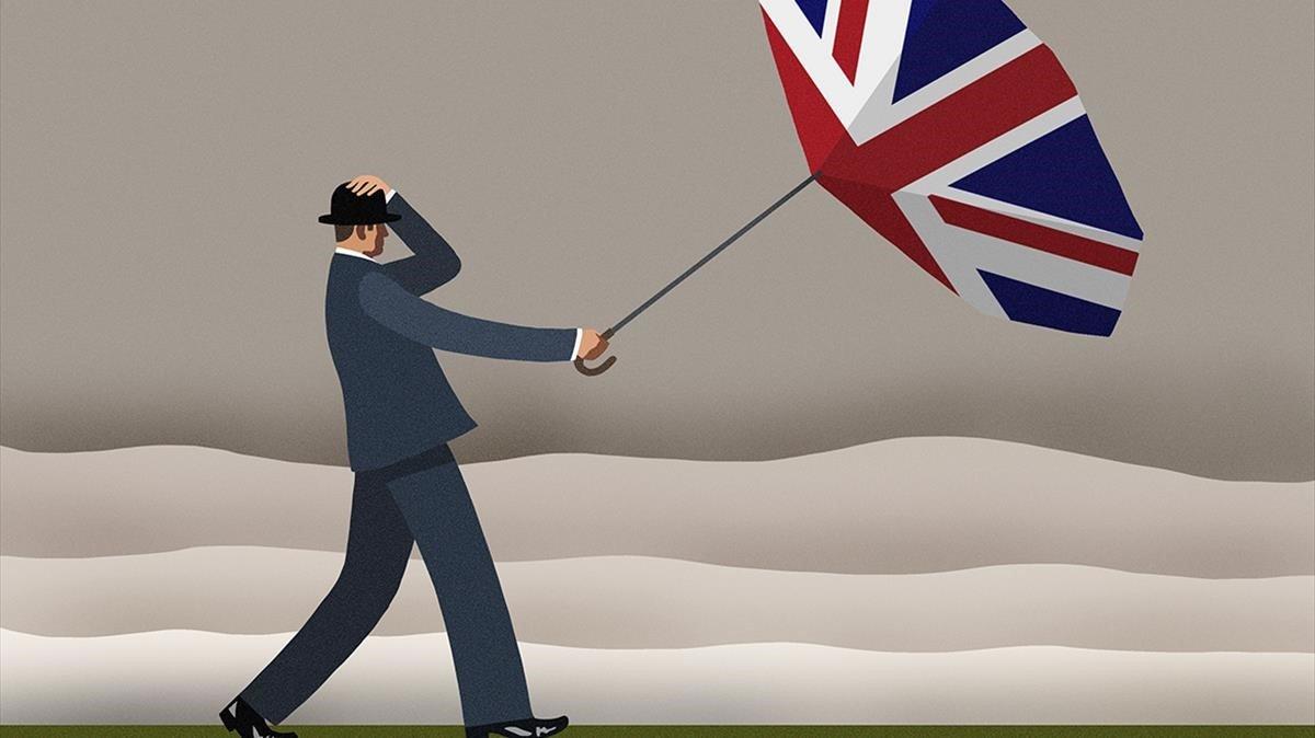La crisi constitucional britànica