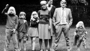 Nosaltres, els Johnson: l'extravagant clan del 'premier' britànic